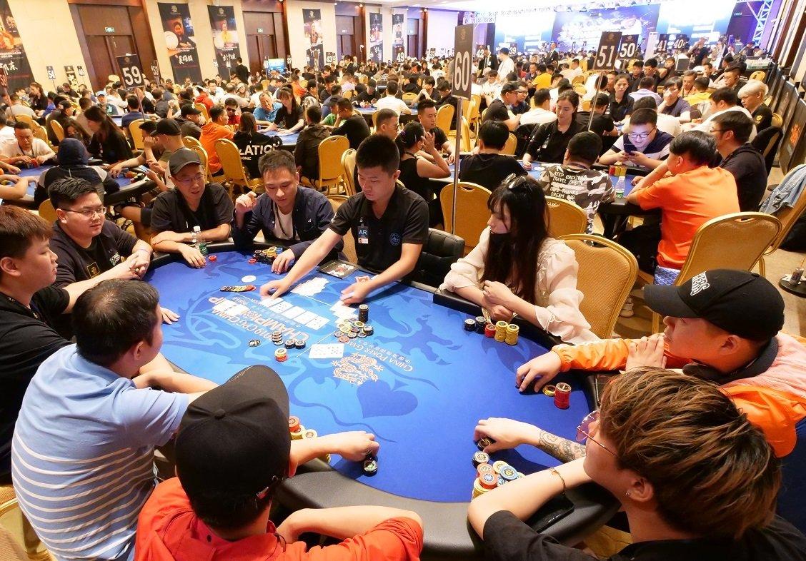 China Poker Games revealed: Interview with Mr. Li, President of Hainan Poker Association