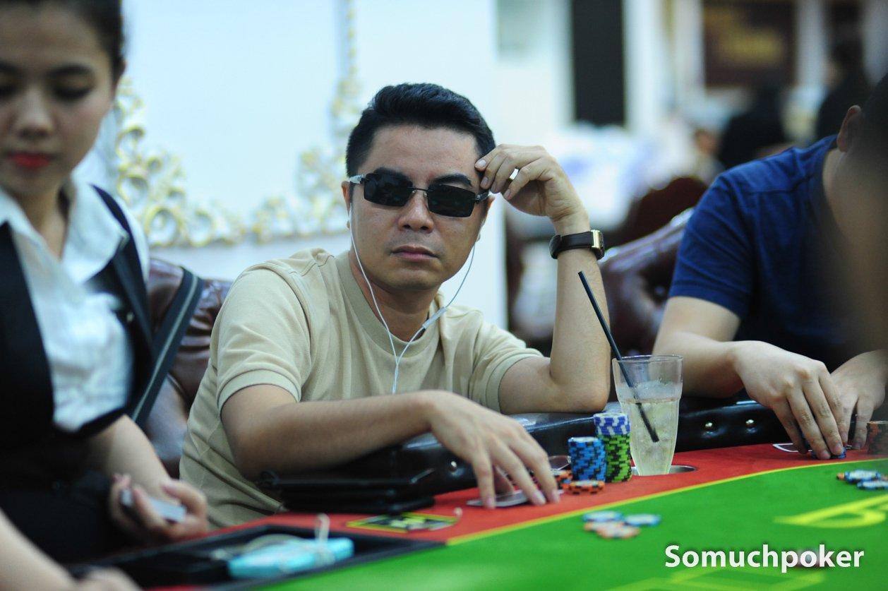 WPT Vietnam: VN₫ 15 BN guaranteed Main Event surpassed; Huynh Tan Dung leads 156 players into Day 2