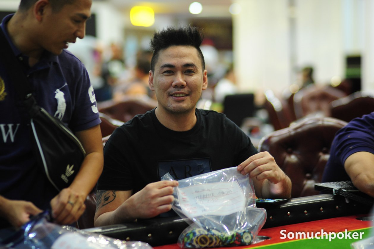 WPT Vietnam: Christopher Mateo leads Main Event Day 1A; Nguyen Thanh Binh wins High Rollers 1