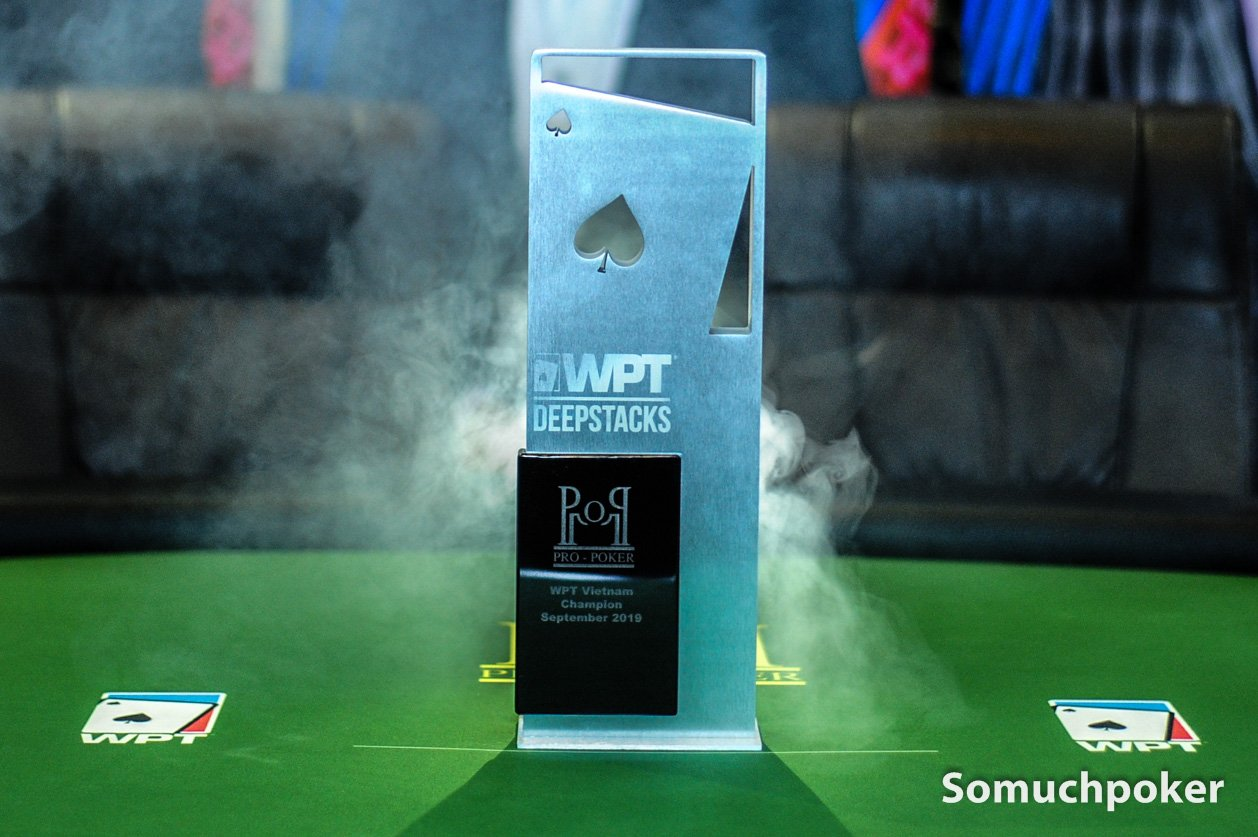 WPT Vietnam Season XVIII - Live Updates - Final Day