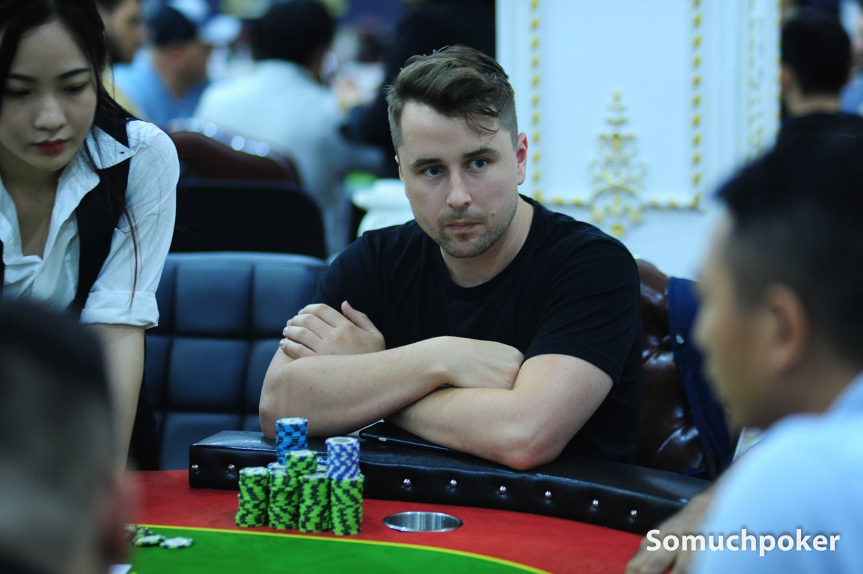 WPT Vietnam delivers richest Main Event prize pool; Hamish Crawshaw and Aditya Agarwal leading