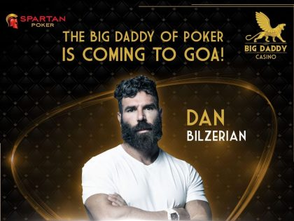 Dan Bilzarian Spartan