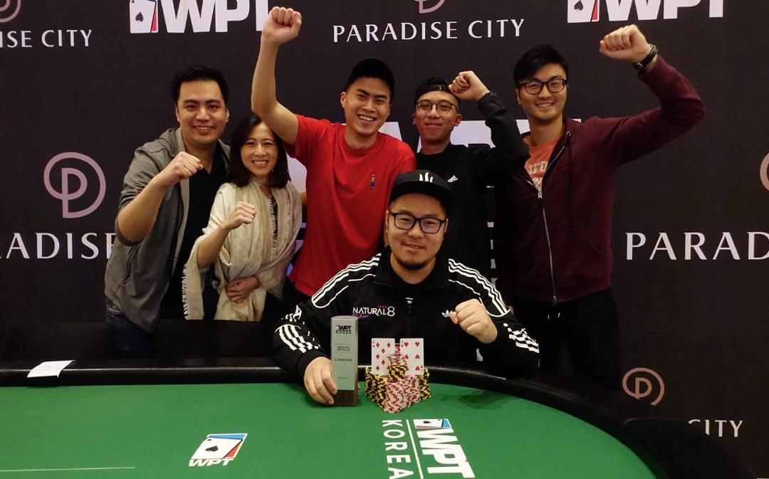 WPT Korea kicks off; Igor Kim wins Main Event Warm Up as Danny Tang wins Single Day High Roller
