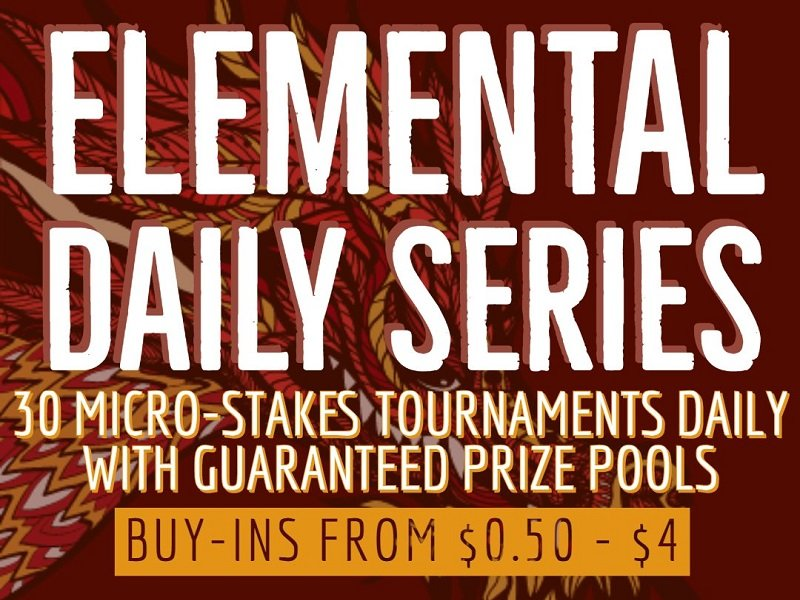 Natural8 launches new micro-stakes tournament schedule