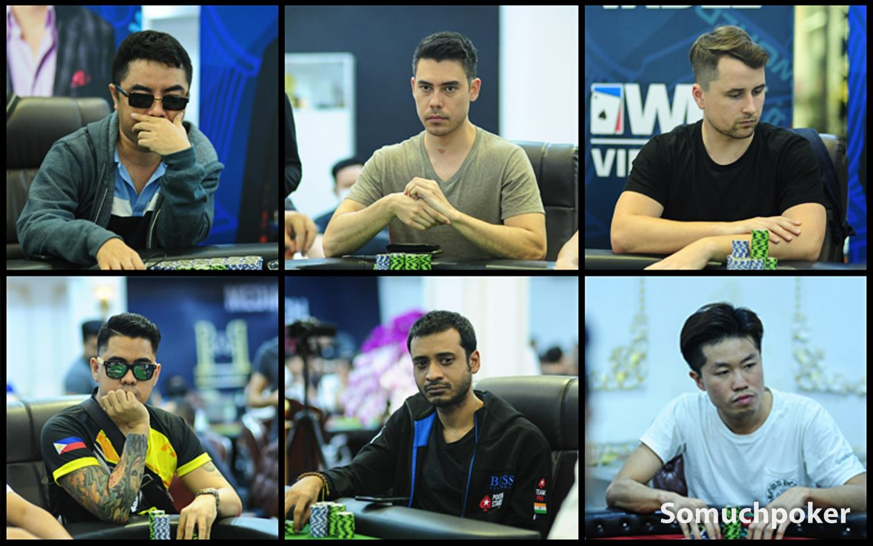 Meet WPT Vietnam Main Event Final 6