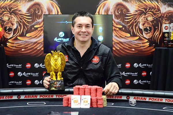 APT Philippines II 2019: Yohn Paredes wins the Main Event; Kota Nakano bags two titles & early results