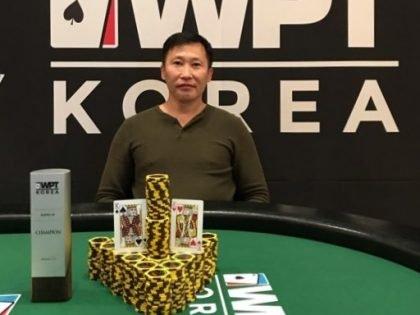 WPT Korea kicks off; Igor Kim wins Main Event Warm Up