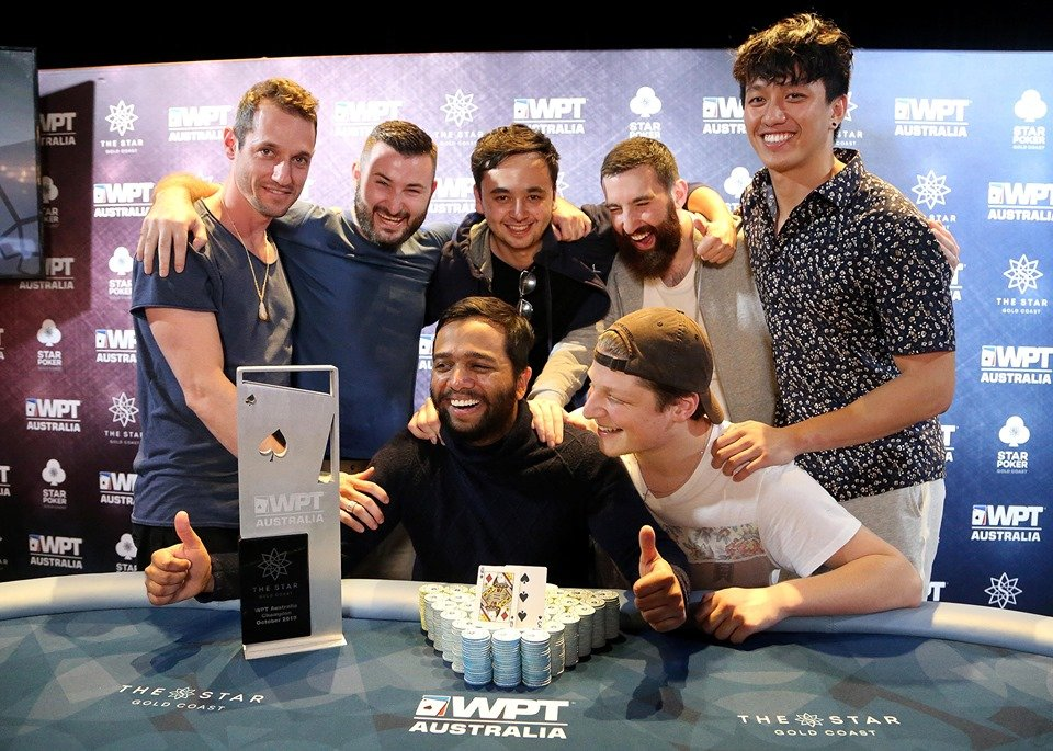 WPT Australia: Hari Varma triumphs in the Main Event; Hussien Hassan wins 5K Challenge