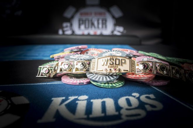 Five reasons to follow the 2019 WSOPE