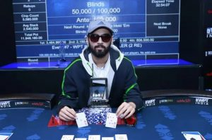 1aYasheel Doddanavar Wins WPT India 100K High Roller 300x198