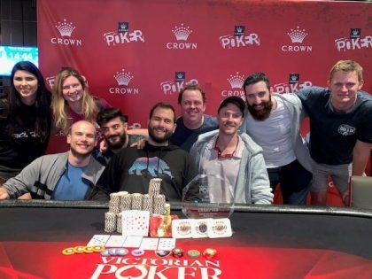 Victorian Poker Championships: Jonathan Karamalikis wins Main Event; Zach Tay is High Roller Champion