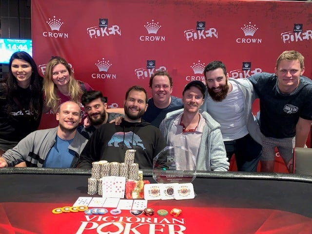 Victorian Poker Championships: Jonathan Karamalikis wins Main Event; Zach Tay is High Roller Champion