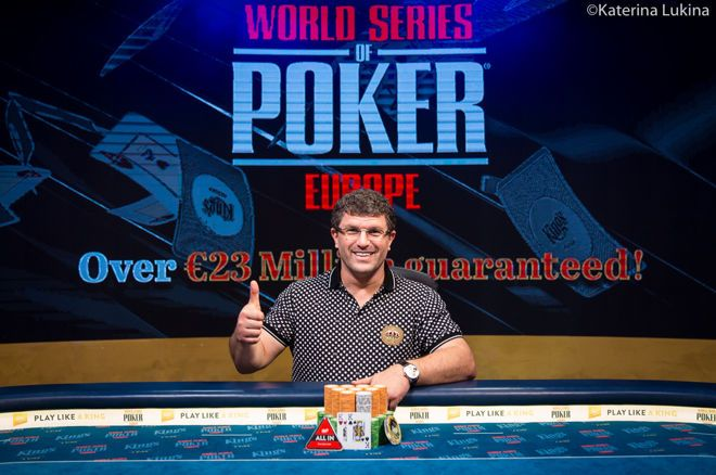 WSOPE latest: Tsoukernik beats Ivey to win 100K King's Short Deck event; More bracelets awarded