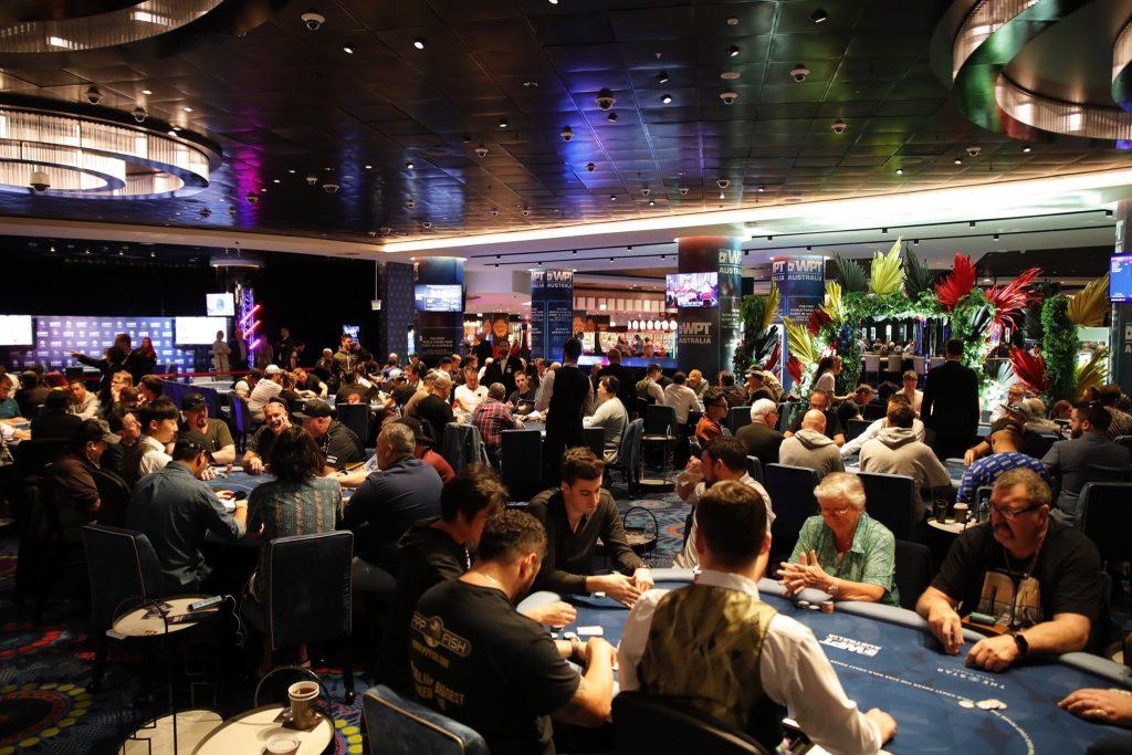 888 Poker Gold Coast