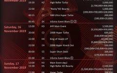 Japanhighroller Schedule 240x150