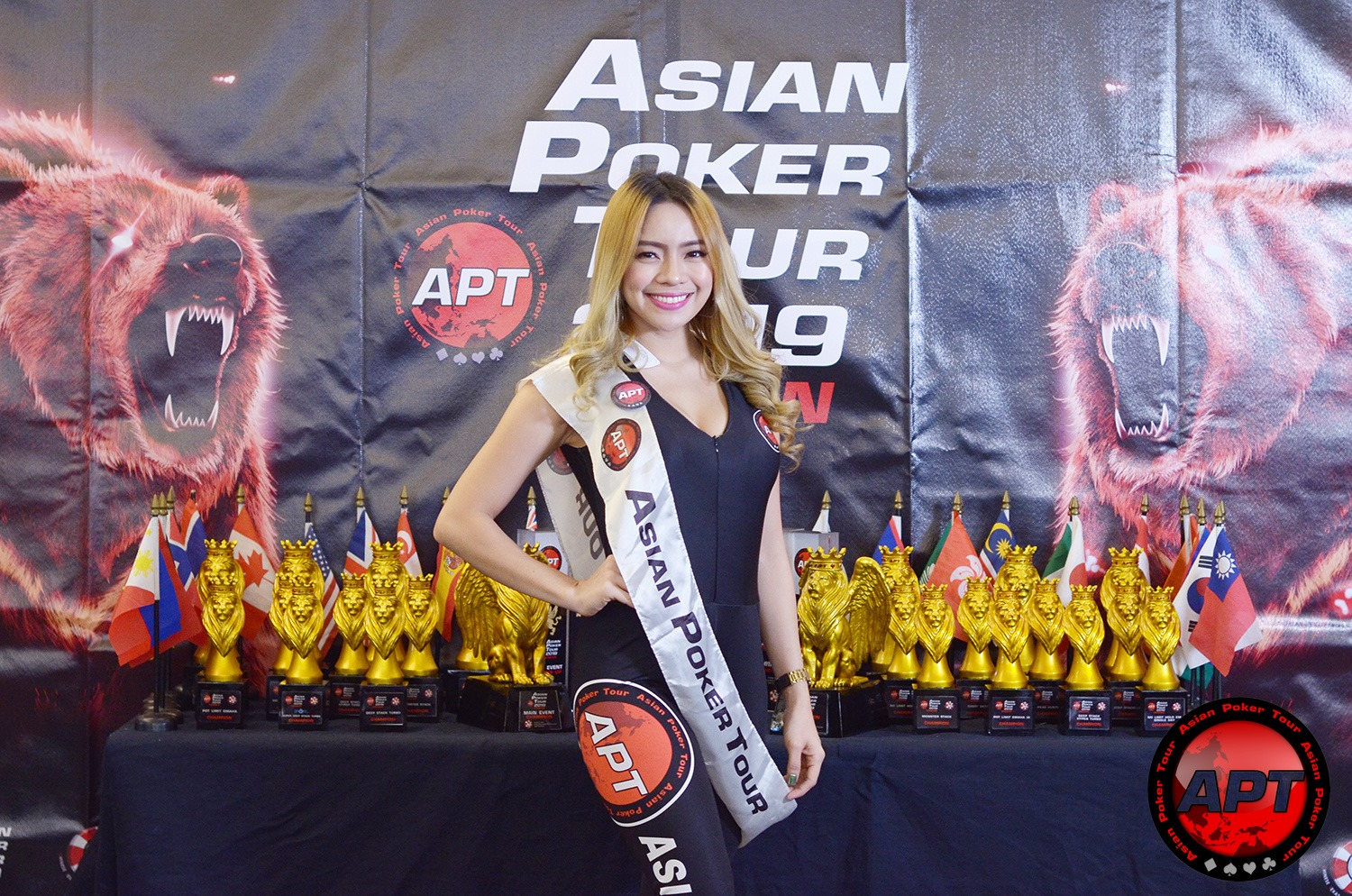 Asian Poker Tour hosts its grand finale in Taiwan with NT$ 14 Million in guaranteed prizes