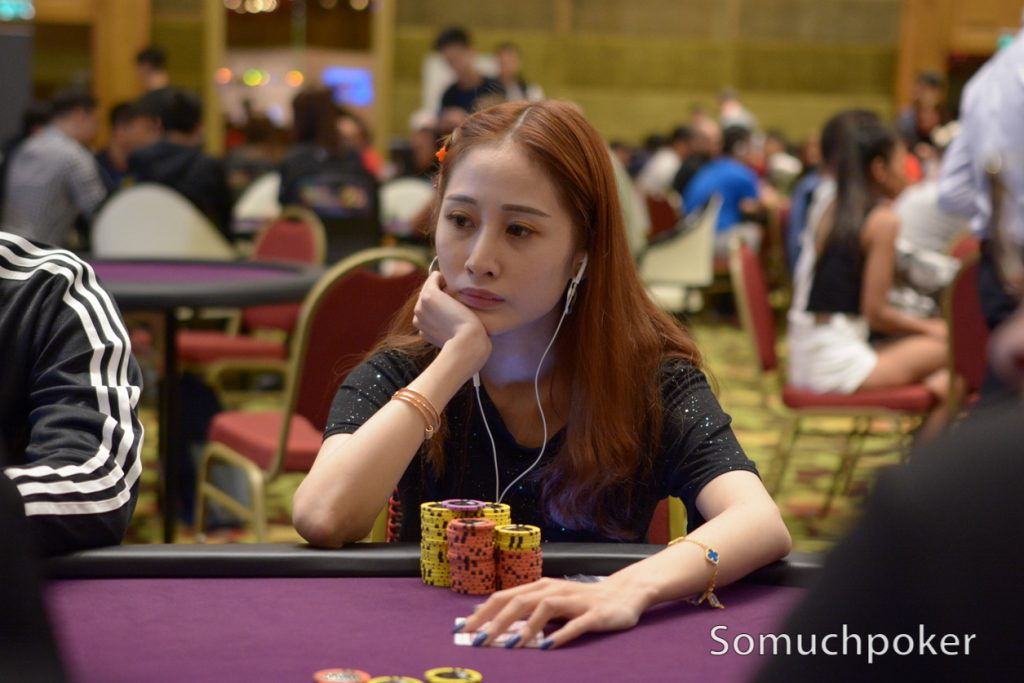 188 Pour In For Wpt Cambodia Main Event Day 1a Jingjing Ke Leads The 34 Survivors Somuchpoker