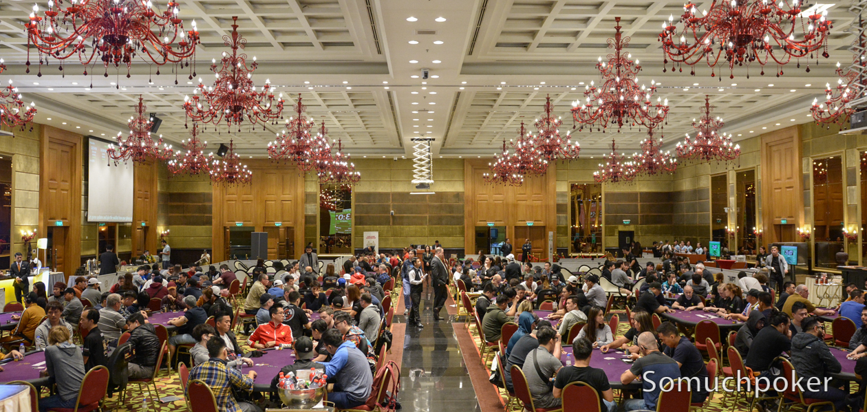 WPT Cambodia Main Event shatters records with a staggering 750 total entries; Ceesvin Abraham rules Day 1C
