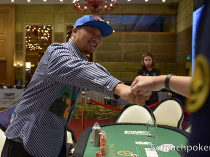 WPT Cambodia: Yinfei Xiao dominates the NagaWorld Cup and Mohamad Abbouchi prevails at the Deep Stack Turbo
