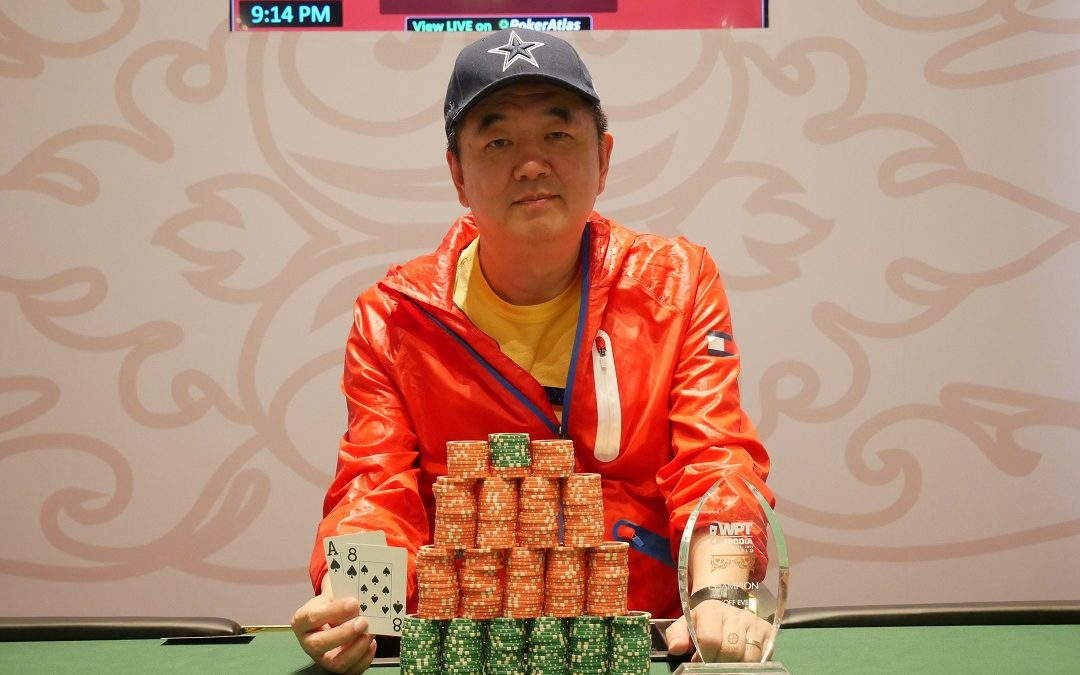 WPT Cambodia: Yunsheng Sun wins Kickoff, Cards in the air in Warm-up & Nagaworld Cup
