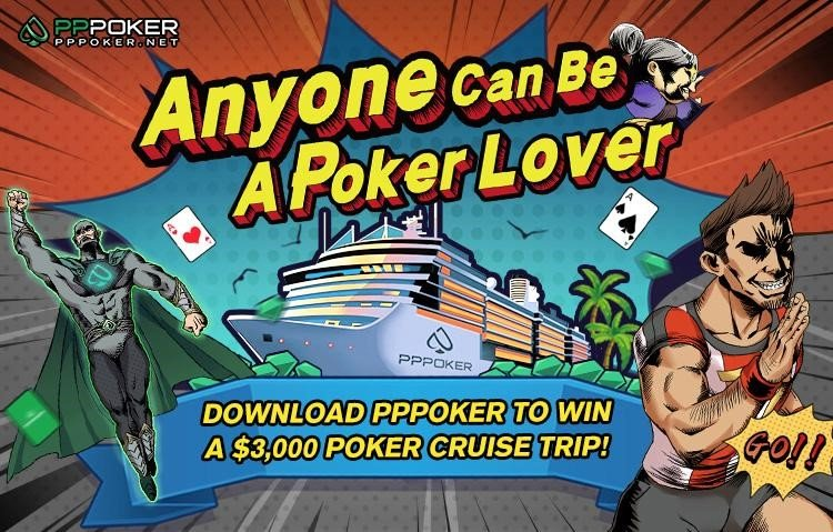 """PPPoker Launches """"Anyone Can Be A Poker Lover"""" Campaign"""