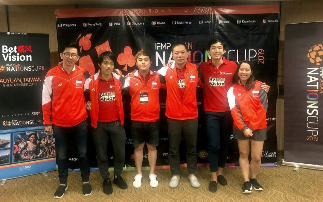 IFM Asian Nations Cup: Team Singapore finishes 4th, qualifying for Peru