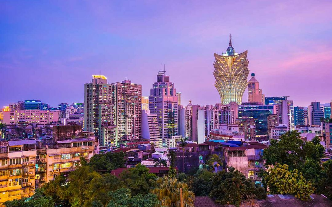 Macau: Gross Gaming Revenue Plunges 93 Percent; GDP Shrinks Almost 50%; 6.6% Occupancy Rate in Five-Star Hotels