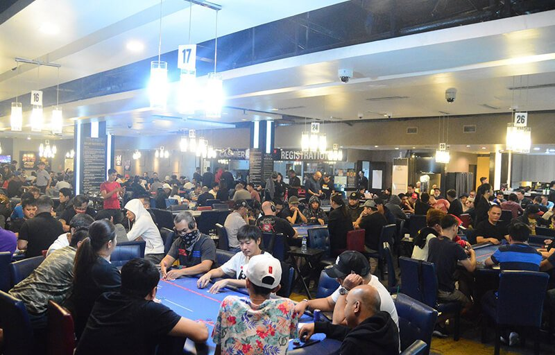 RVS CUP 2019 Philippine Poker Championship starts today with over Php 6M in guaranteed prizes