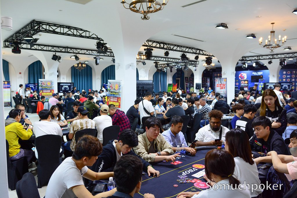 APL Da Nang: 525 entries into the Main Event; Kim Jae Hwan and Kwon Hyuk Jin winners in side events