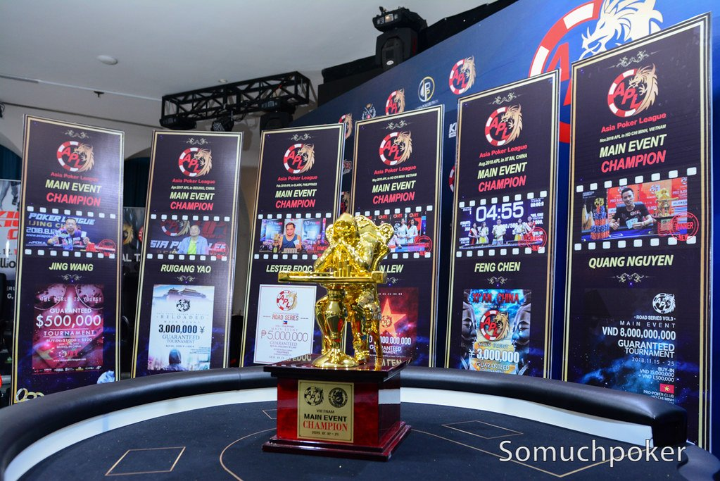 APL Da Nang Main Event Final Table - Live Updates