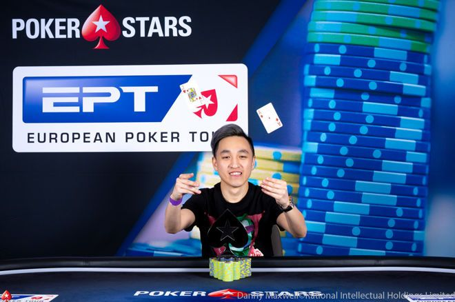EPT Prague early highlights; Chin Wei Lim wins Single Day High Roller; Mateos and Chidwick claim titles