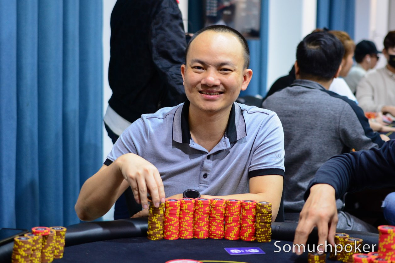 APL Main Event Da Nang: 33 players bag up with Dao Minh Phu in high command