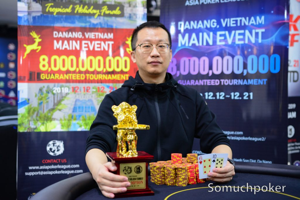 Asia Poker League Da Nang Catching Up With The Side Events Somuchpoker
