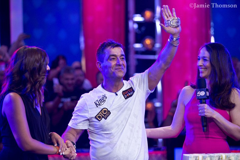 An exclusive conversation with 2019 WSOP Main Event Champion Hossein Ensan