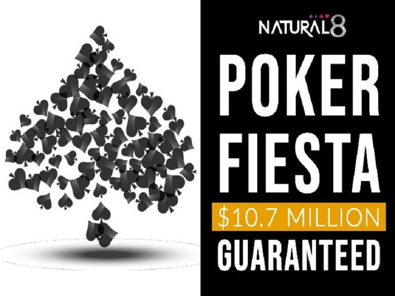 Natural8 Closes 2019 with a $10.7 Million Poker Fiesta