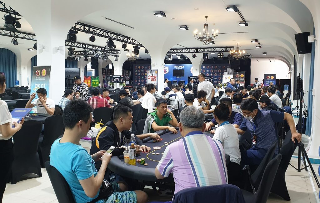 The Asia Poker League kicks off season finale in Da Nang