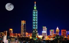 Taipei Night 240x150
