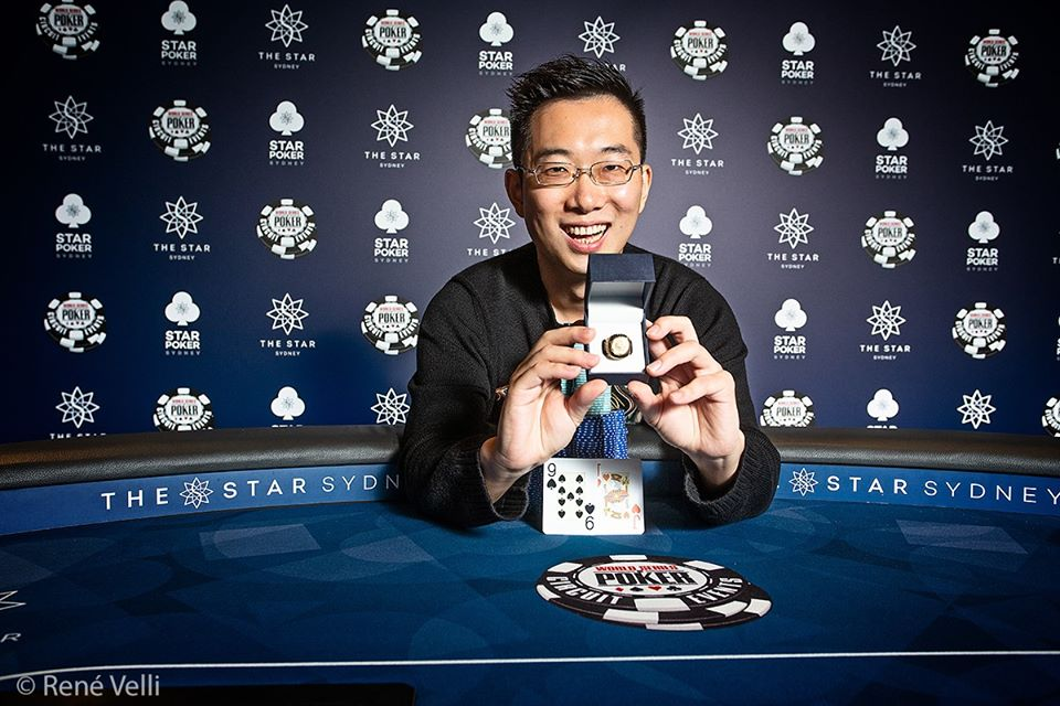 WSOP Sydney: Steven Zhou bags Main Event title; Jonathan Karamalikis crowned High Roller king
