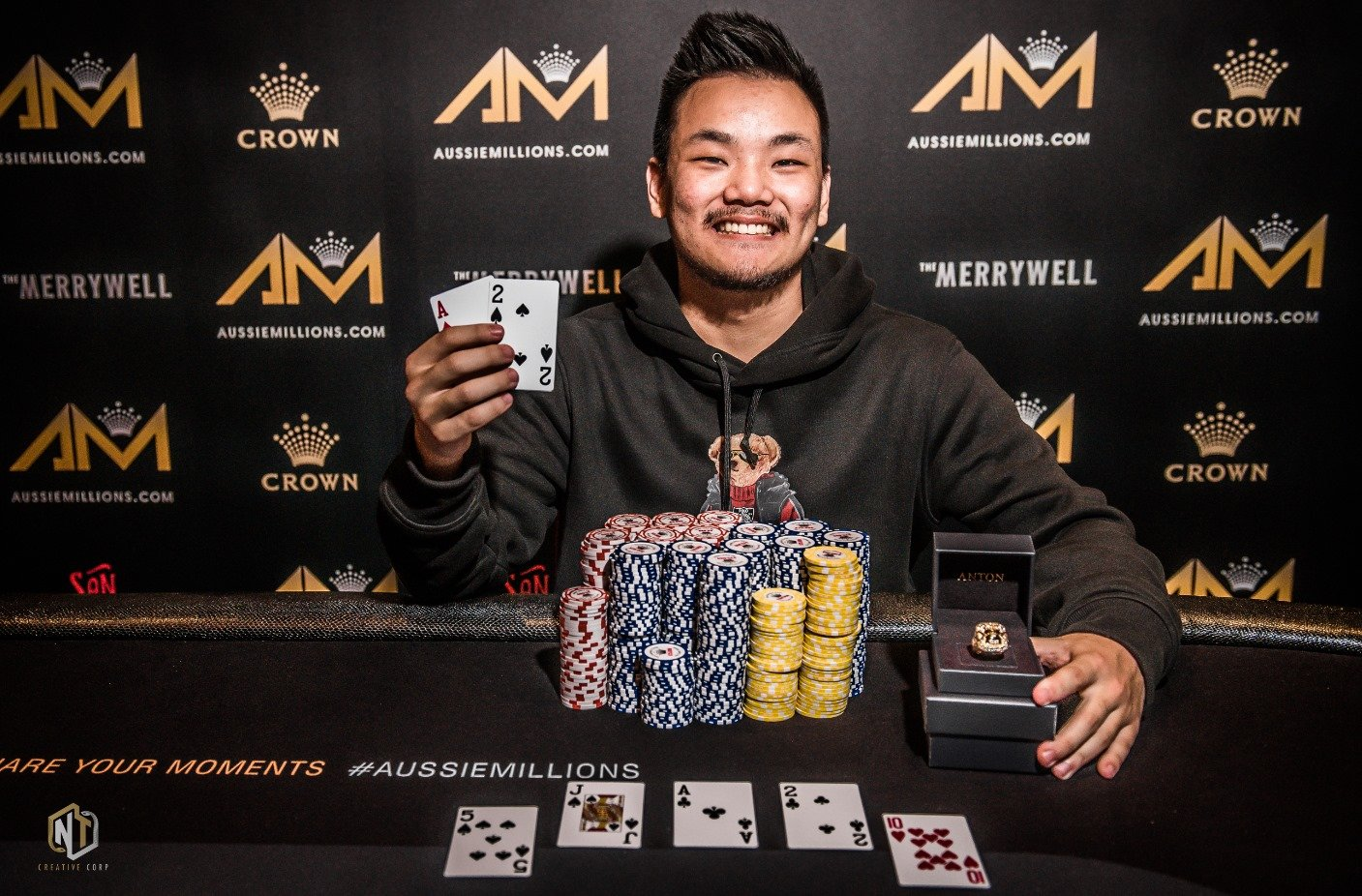 Aussie Millions: Jo Snell seizes victory in opening event; Matthew Edwards wins Pot Limit Omaha Event