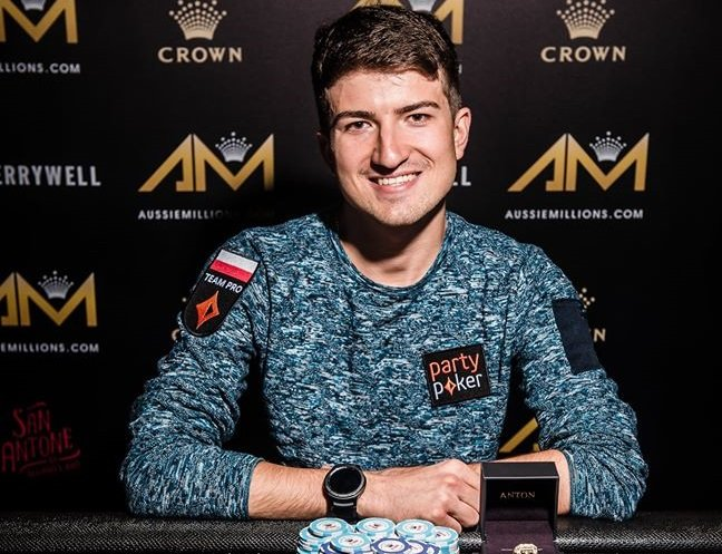 Dzmitry Urbanovich wins 2020 Aussie Millions $2,500 H.O.R.S.E. ; 1,665 entries in the opening event