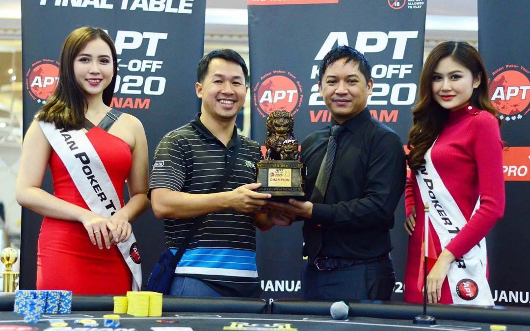 APT crowns Harry Duong at Kickoff Championships Event; Tanja Vujanic wins POS; Yohwan Lim, Vincent Li, Jin Pyeonggyu ship two