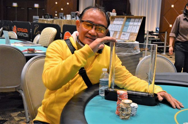 Up and Down: JC Tran, Men the Master and Greg Raymer prove old players still have it