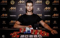 Michael Addamo Aussie Millions 50K 240x150
