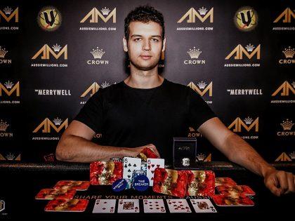 Aussie Millions 2020: Michael Addamo wins AU$50K Challenge, Farid Jattin wins the AU$25K!