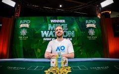Mike Watson Wins Event 1 Australian Poker Open ATA 0987 240x150