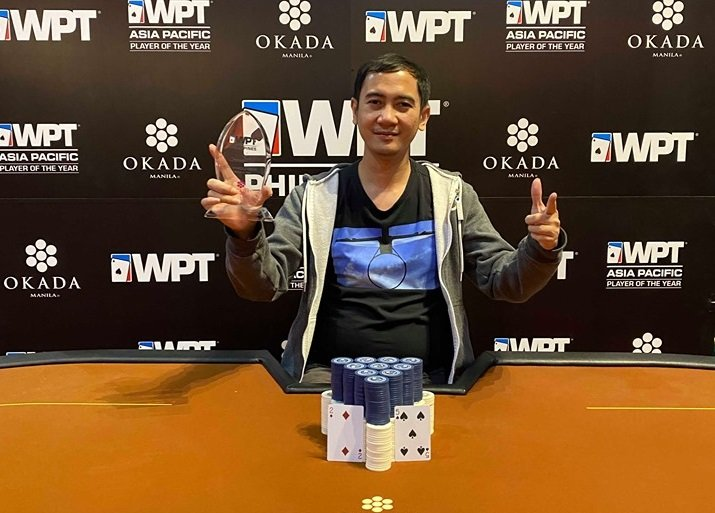 WPT Philippines: Edilberto Gopez flips for the kickoff title; Sandro Bruni and Paul McCabe ship one