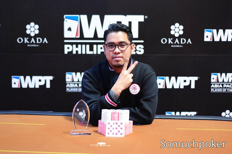 WPT Philippines: David Erquiaga bags one; Lester Edoc bubbles the 6 Max, 10 remain; Super High Roller up next