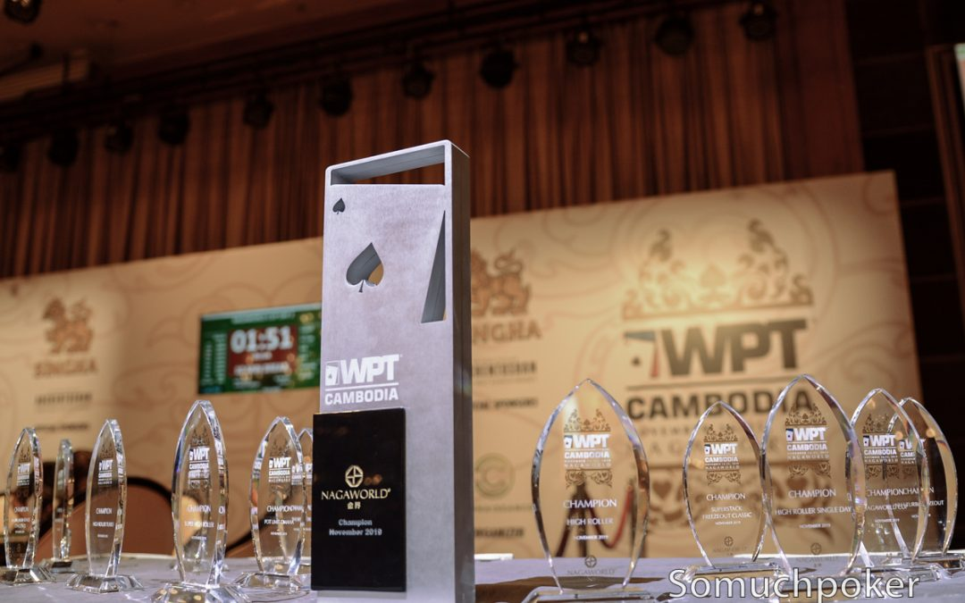 World Poker Tour Announces WPT Cambodia Main Tour Series This Coming July 2020