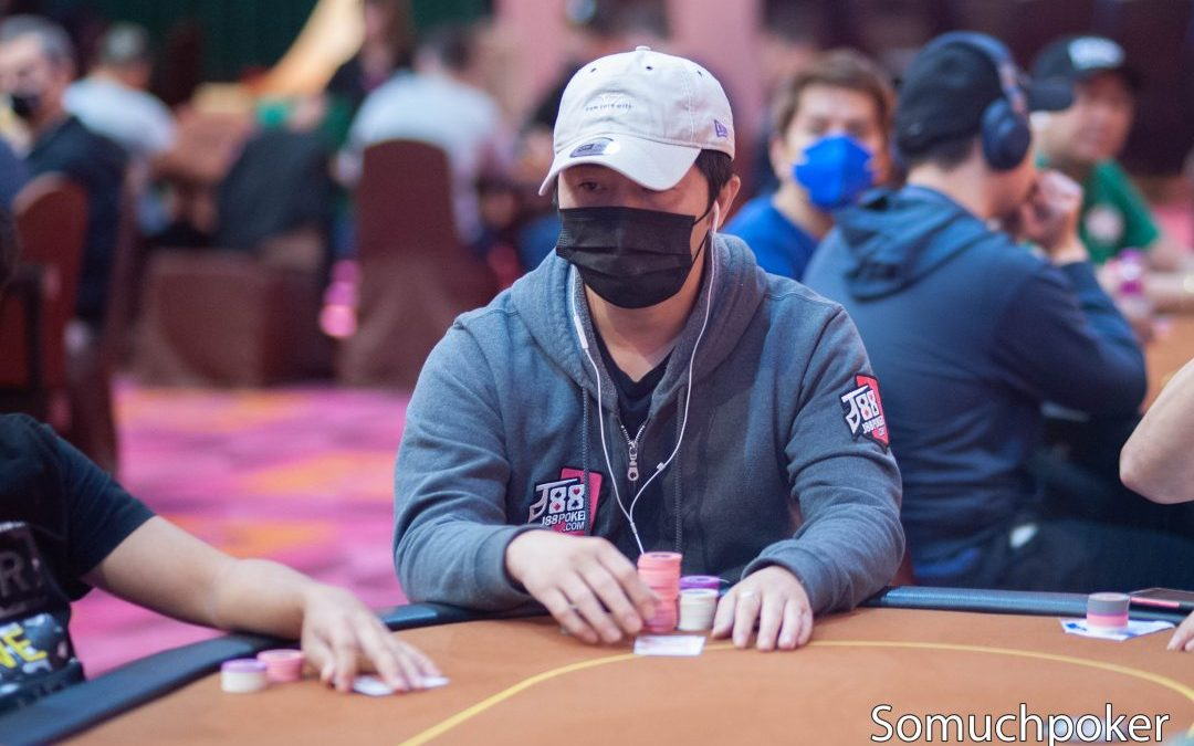 """Interview: From StarCraft to poker: Getting to know Team J88Poker Jinho """"YellOw"""" Hong"""