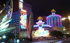 Macau-Casino-Lisboa-at-night